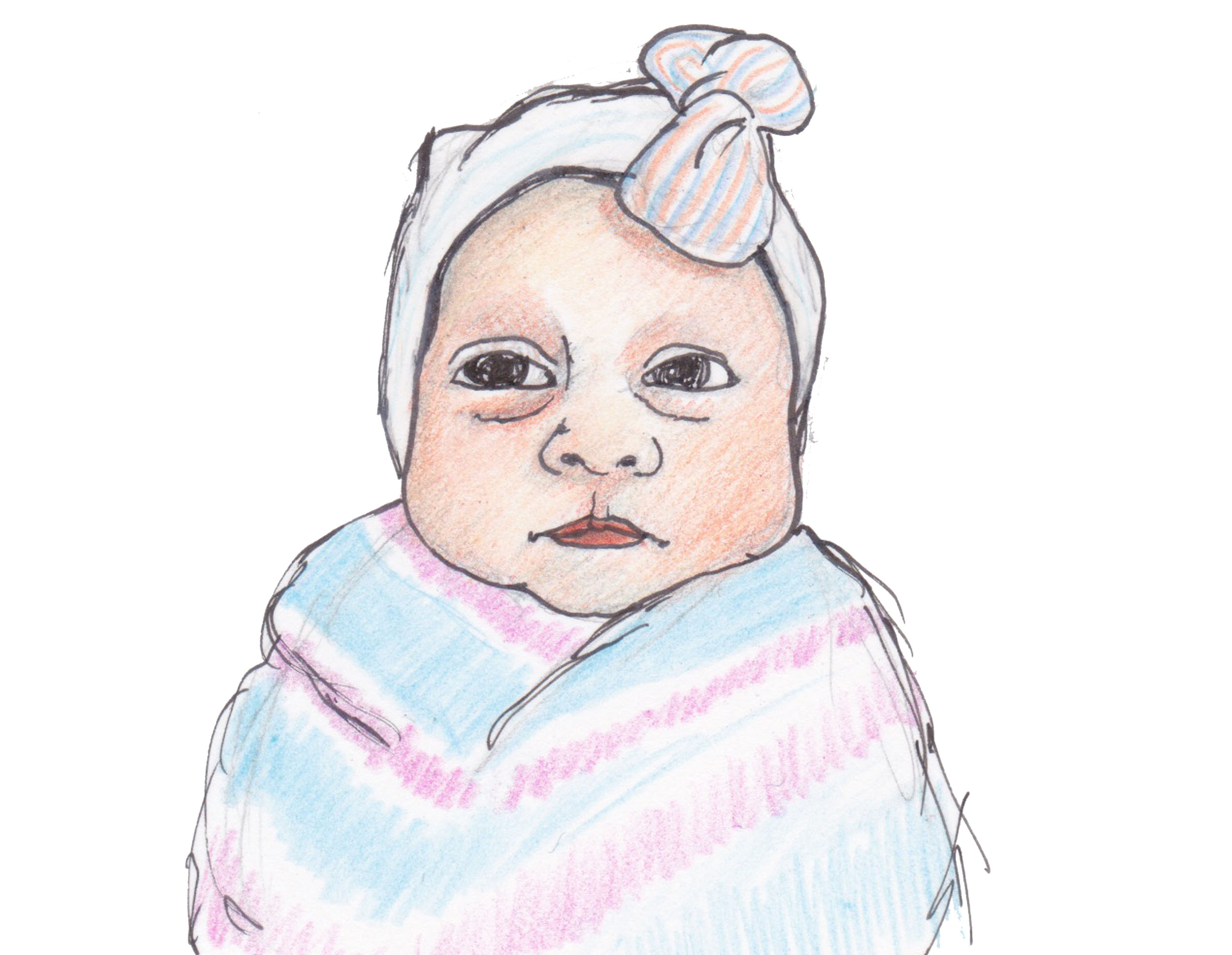 baby drawing pictures - photo #25